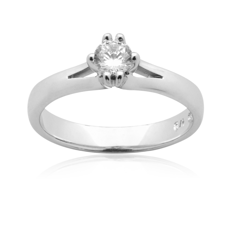 Diamond Engagement Ring – DD437
