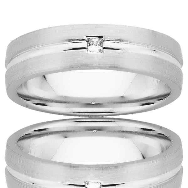 Men's Wedding Ring – AR461-C6 D
