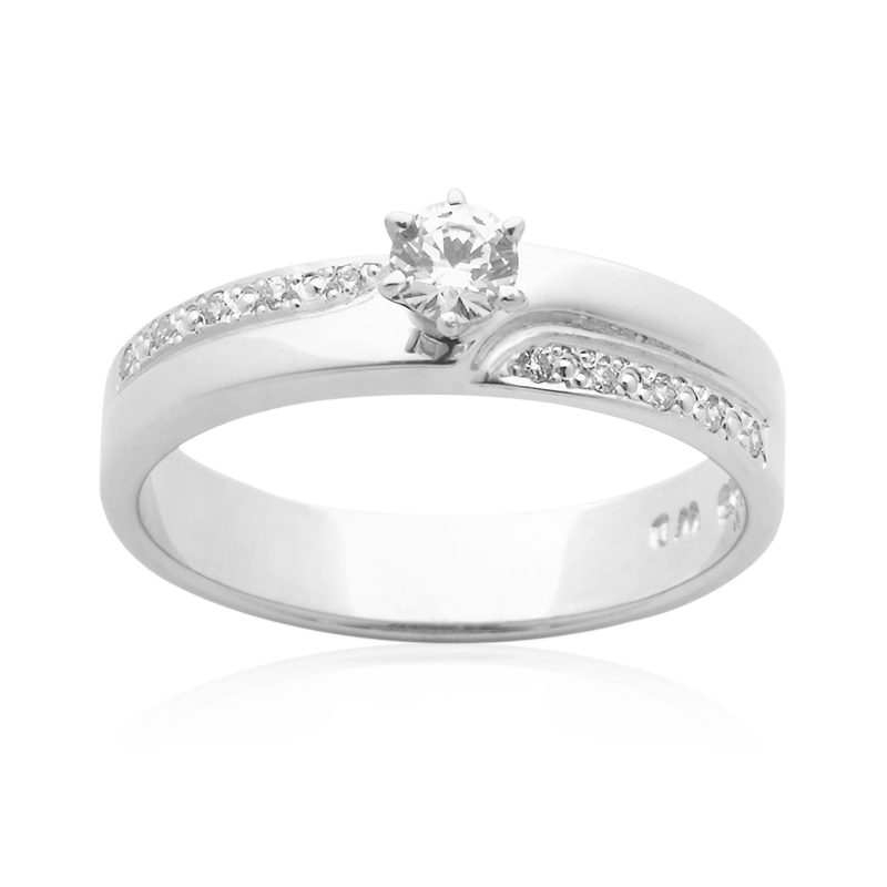Diamond Engagement Ring – DD465