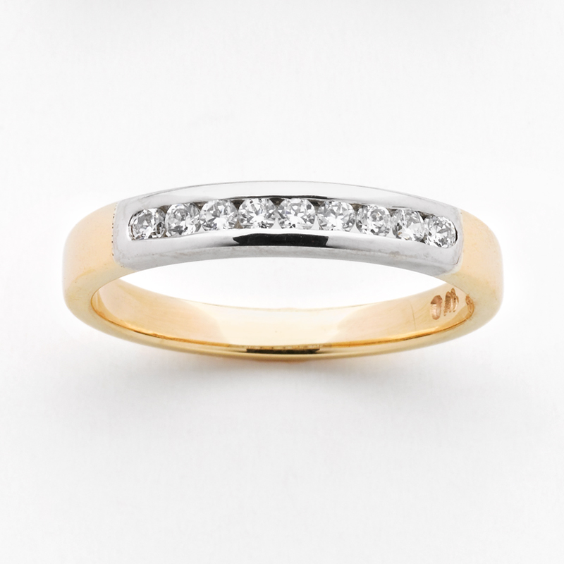 Women's Wedding Ring – LD864 D