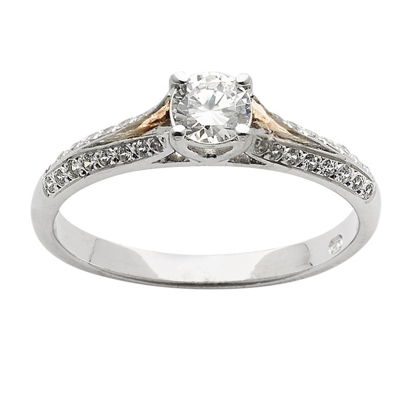 Diamond Engagement Ring – DD506 D