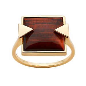 <p>Solar flare ring.</p> <p>Available in 9 carat yellow, rose gold and sterling silver.</p>