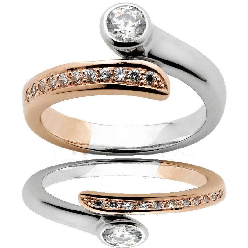 Diamond Engagement Ring – DD411W
