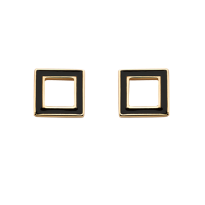 <p>Ignition enamel studs</p> <p>Available in&nbsp; 9 carat white, rose, yellow gold and sterling silver</p>