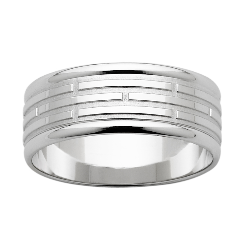 Men's Ring – WD373-8