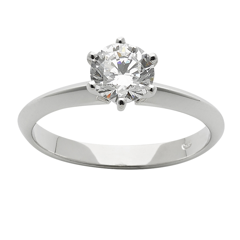 Diamond Engagement Ring – DD494-100 D