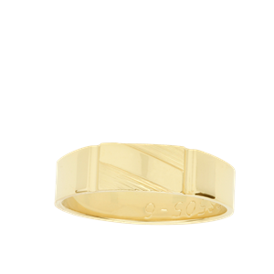 <p>Men's engraved Dress Ring</p>