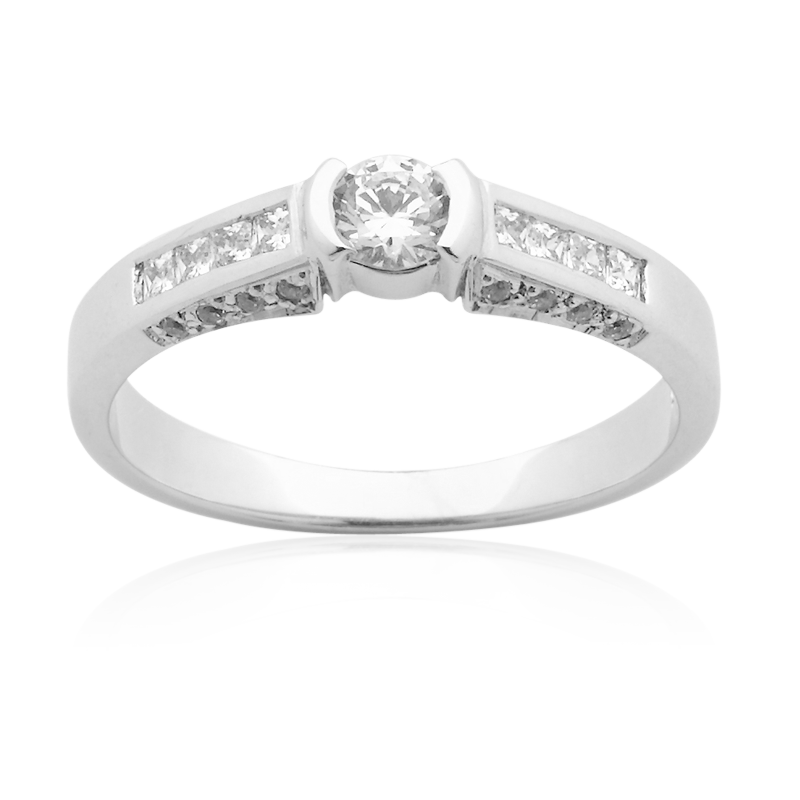 Diamond Engagement Ring – DD462