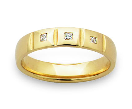 Women's Ring – AR527-C4 D