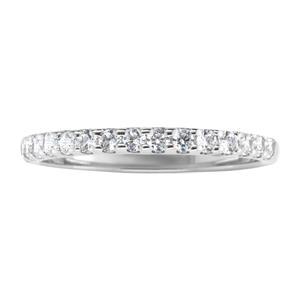 Claw Set Diamond Ring