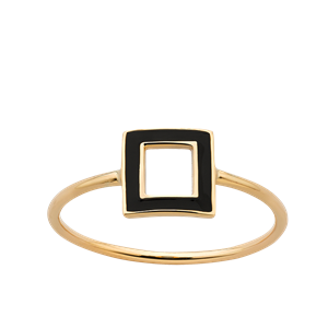 <p>Ignition enamel ring</p> <p>Available in&nbsp; 9 carat white, rose, yellow gold and sterling silver</p>