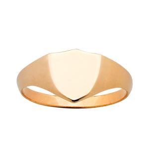 <p>Shield Signet Ring</p>