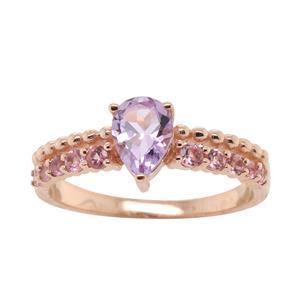 <p>9ct Rose Gold Ring</p>