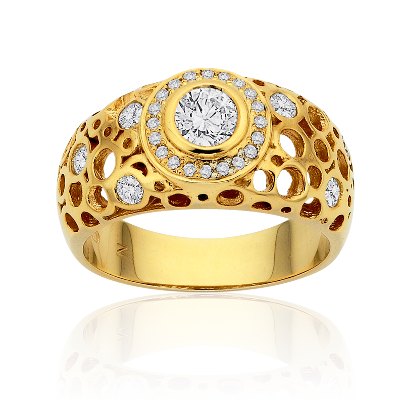 Diamond Engagement Ring – DD478