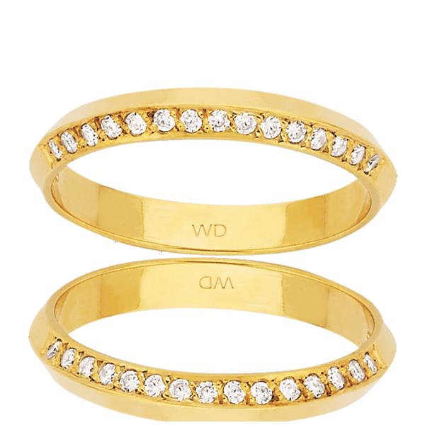 Women's Ring – AR638-3 D
