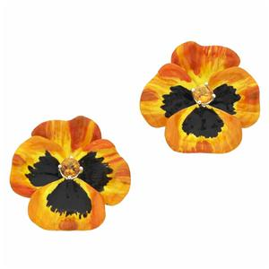 <p>ENAMEL FLOWER ERING .5MM CIT</p>