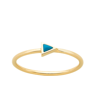 <p>Fine arrow ring</p>